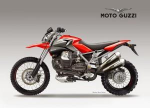 MOTO GUZZI X-RALLY 1200