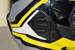 best adventure helmet side action camera attachment