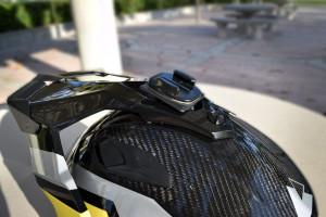 best-adventure helmet top action camera attachment