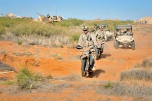 christini-motorcycles awd 450 military edition