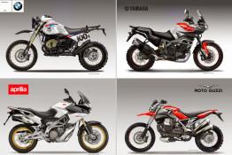 oberdan bezzi best dual sport motorcycle concepts