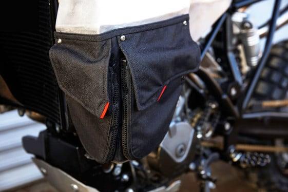 REV'IT gear incorporated into bike build