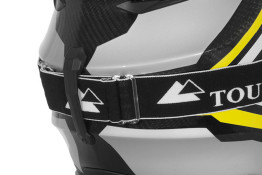 Touratech helmet rear goggle strap