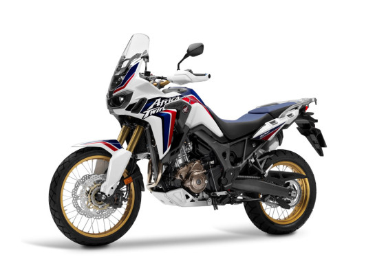 CRF1000L Africa Twin white