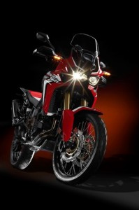 2016 New Africa Twin