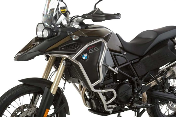 BMW F800GS Adventure Upper Crash Bars