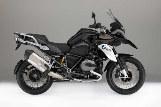 BMW R1200GS Triple Black special edition