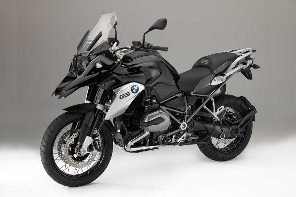 Model Year 2016 Will See The Addition Of R1200gs Triple Black Included In Bmw Motorrad S Line Up Blacked Out Limited Edition Be