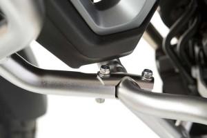BMW F800GS Adventure Upper Crash Bars