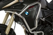 BMW F800GS Adventure Upper Crashbars