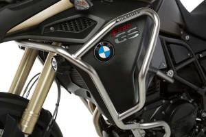 BMW F800GS Adventure Upper Crashbars