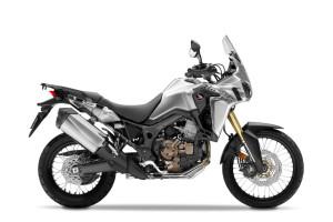 New Honda CRF1000L Africa Twin Silver