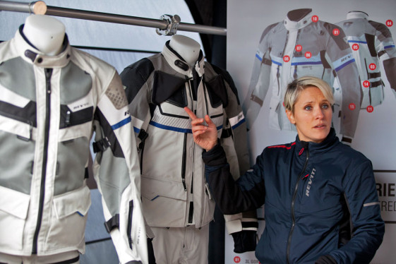 REV'IT Dominator GTX Suit