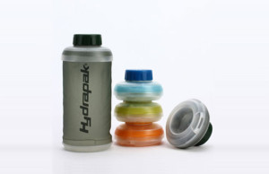 hydrapak stash stackable collapsible bottle