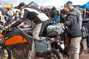 mosko moto scout 25L panniers