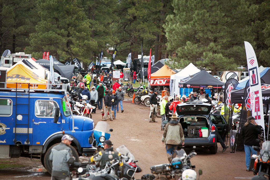 Wonderful Snowfest At The Overland Expo 2015 WEST  ADV Pulse