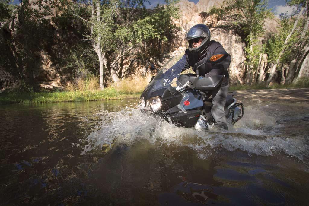 Moto Guzzi Stelvio Review
