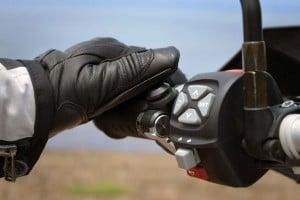 sena-handlebar remote thumb control