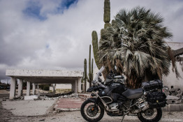 Baja Motorcycle Tour Catavina