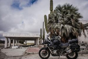 Baja Motorcycle Tour Catavina