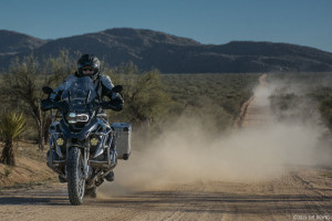 Road to Mike's Sky Ranch Baja Motorcycle Tour
