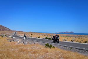 Heading to Alfonsinas Puertecitos Baja