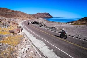 Highway sea of cortezmexico