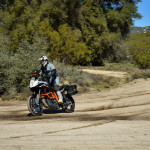 KTM 1190 Adventure in Baja