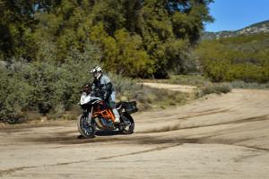 KTM 1190 Adventure in Baja