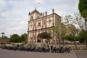 Mission San Ignacio founded 1728