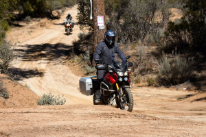 Riding Baja on Yamaha Super Tenere