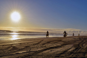 Riding Beach San Quintin