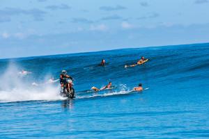 Robbie Maddow KTM SX 250 Water Bike