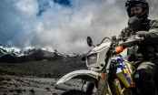 South American motorcycle tour in Ecuador