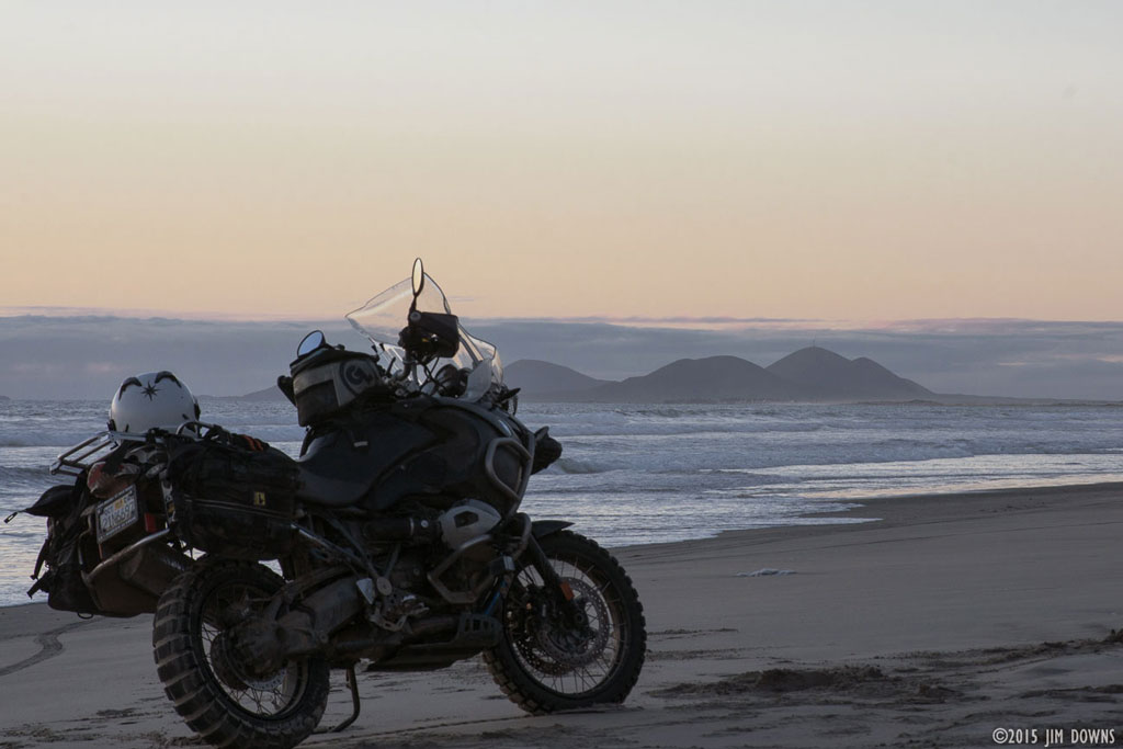Here S What It S Like To Ride Baja On Big Bikes Adv Pulse