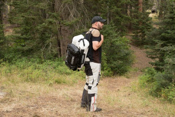 AltRider SYNCH Dry Bags soft bags