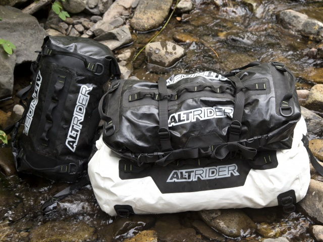 AltRider SYNCH (siNGk) Dry Bags