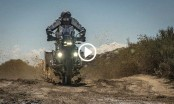 baja motorcycle tour on big adventure bikes