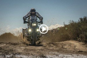 baja motorcycle tour on big adventure bikes