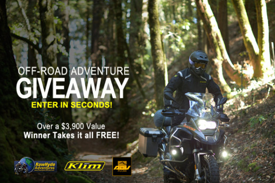 Win The Off-Road Adventure Summer Giveaway!