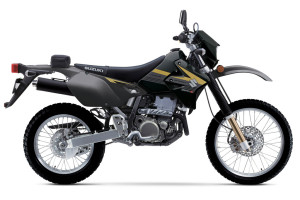 2016 Suzuki Models and Pricing DR-Z400S black and gray