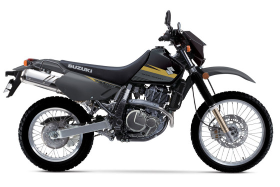 2016 Suzuki Models and Pricing DR650S Black and gray