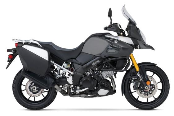 2016 Suzuki V-Strom 1000 ABS Adventure DL1000A Matte-Gray