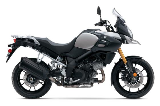 2016 Suzuki V-Strom 1000 ABS DL1000A Silver