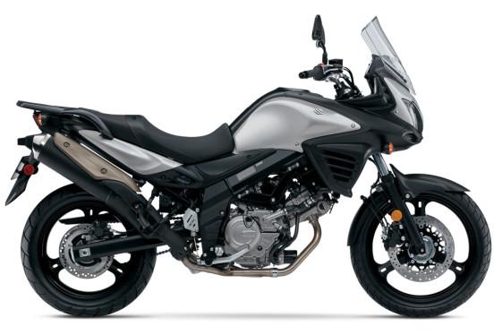 2016 Suzuki V-Strom 650 ABS DL650 Silver