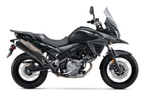2016-Suzuki V-Strom 650XT ABS DL650XA Black