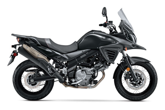 2016 Suzuki V-Strom 650XT ABS DL650XA Black