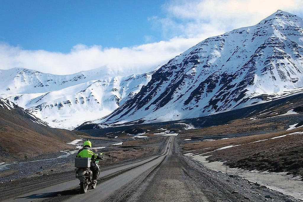 Alaska Motorcycle Trip Top 10 Must-See Destinations