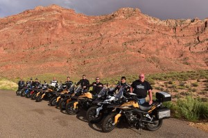 CSC Motorcycle's Western US tour on the Cyclone rx3