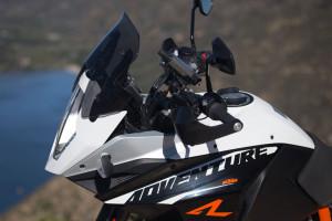 KTM 1190 adventure r arrowhead enduro windscreen